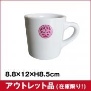 葵紋入りマグカップ